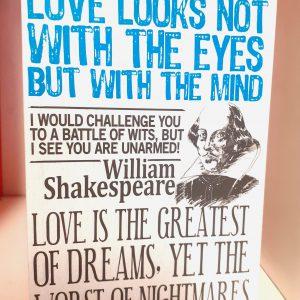 Notebook - Shakespeare mu