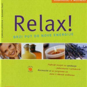 Relax brzi put do nove energije