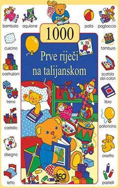 1000 prve riječi na talijanskom