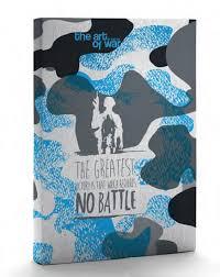 Notebook - The art of war mu