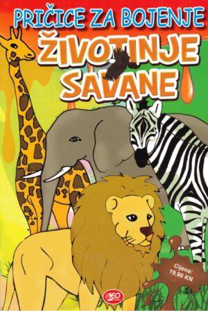 Životinje savane